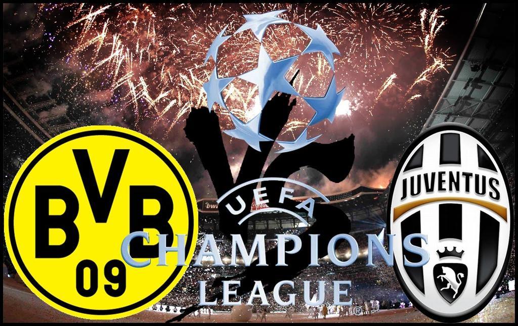 Rojadirecta Borussia Dortmund-Juventus Streaming gratis