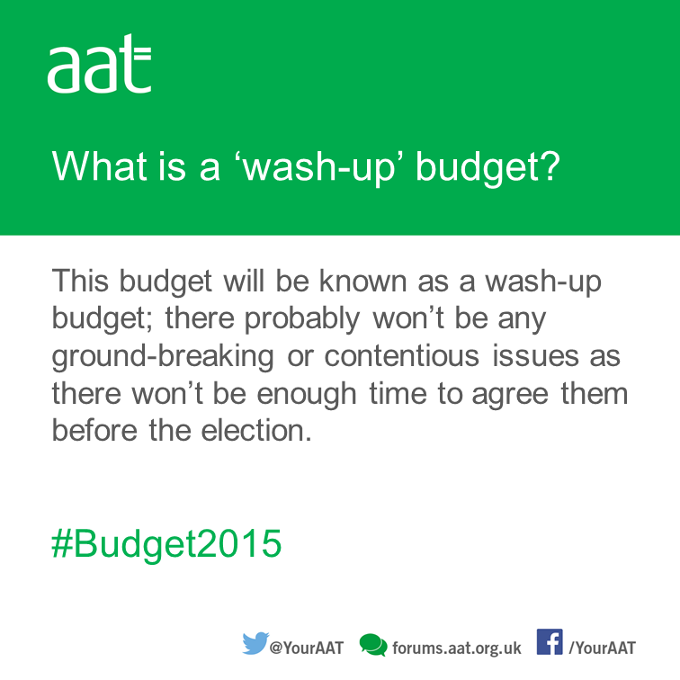 Thumbnail for Budget 2015