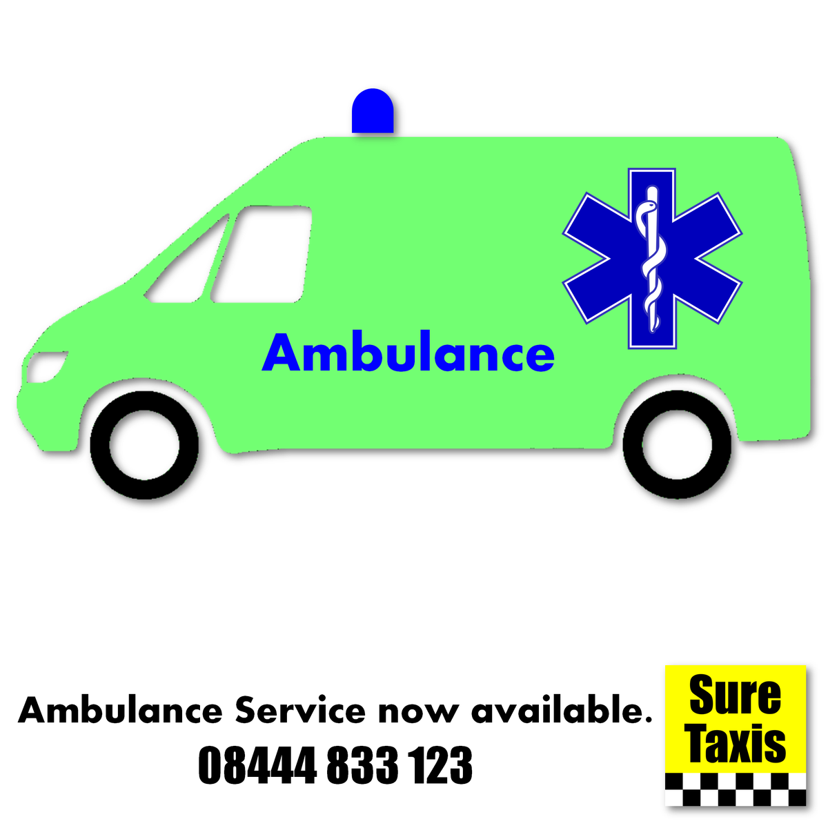 We now offer 60+ ambulances on call around #Kolkata. Save our number, it could save a life: 08444833123 http://t.co/j2Go0kOFY4