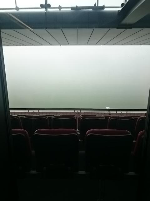 At my very first all day CIPD event at a misty old Trafford cricket ground, enjoy the view!  #emplawCIPD http://t.co/BSxbi6xZ4B