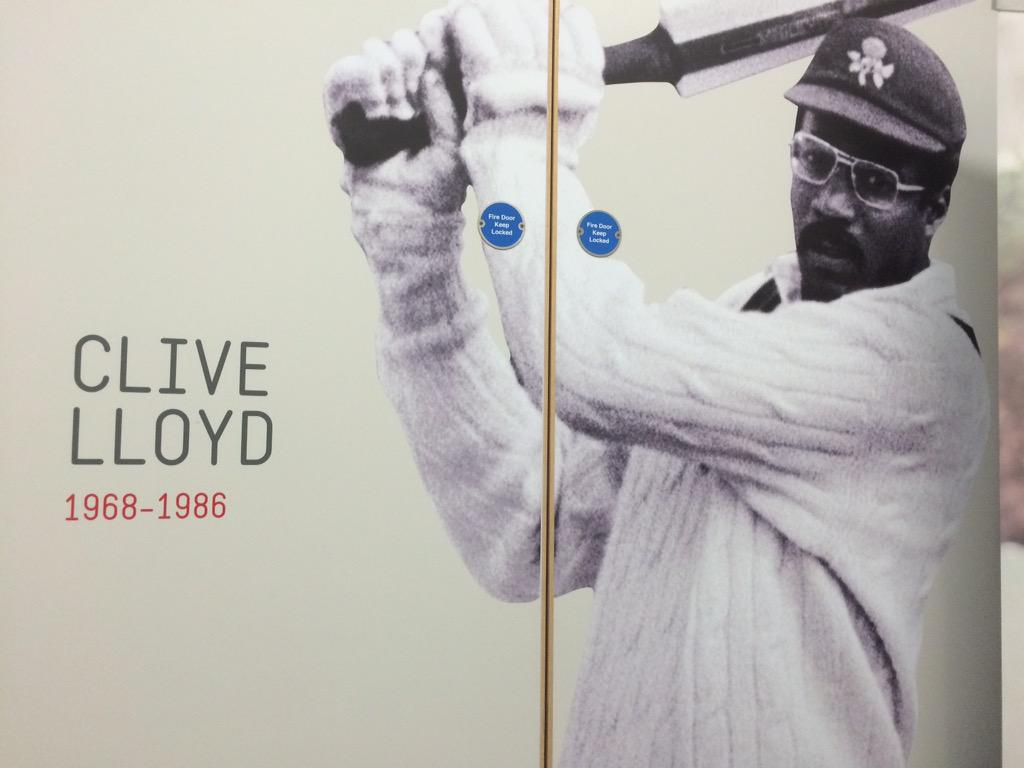 A real buzz at #emplawCIPD looking forward to a great event! A picture of #Clive #Lloyd a great cricketer! http://t.co/Cz8jIiV8Pr