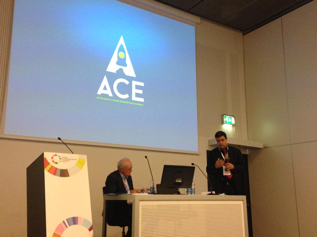 Opening session by @GiordanoDichter from @EUBIC  & Jim Ward from @West_BIC at the #ACESummit in #Milan! http://t.co/XYofTxdFAP