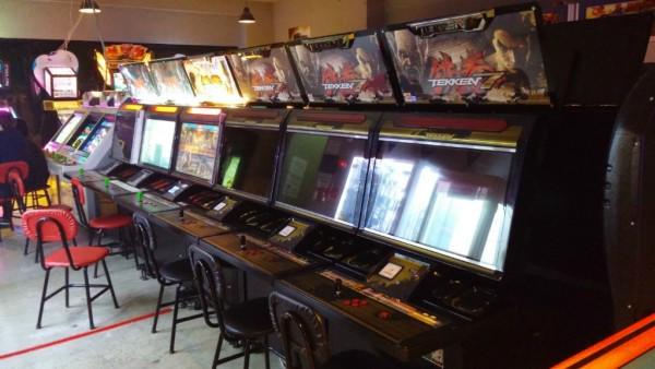 tekken 7 arcade machine