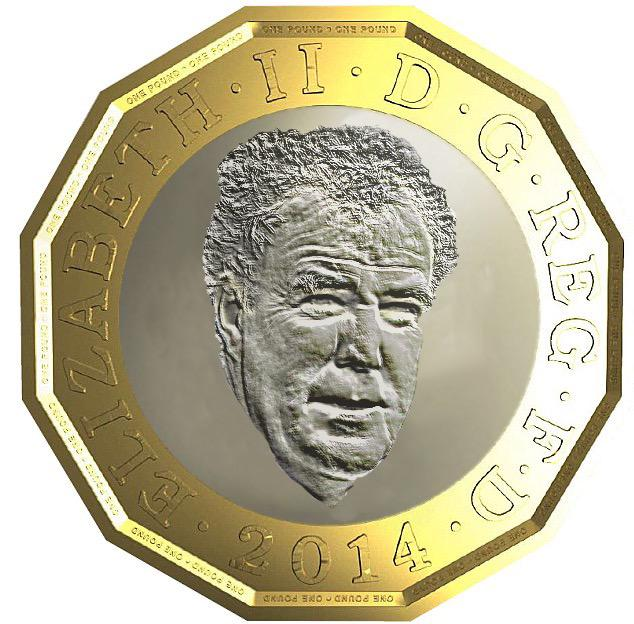 Cameron reveals new pound coin design. http://t.co/9CG2D3F6F3