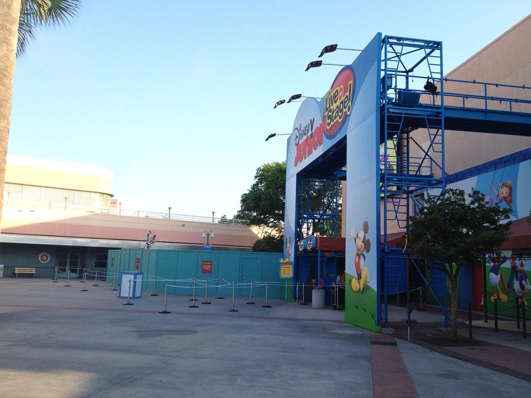 Doc McStuffins meet and greet Disney's Hollywood Studios