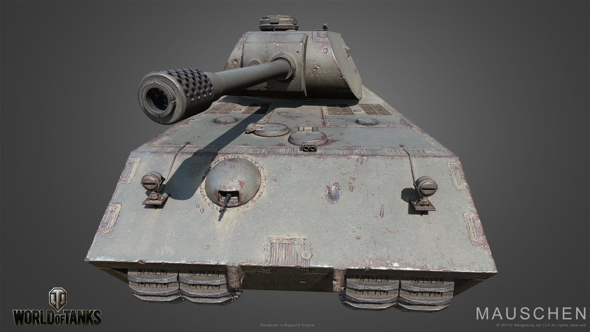 фото танк мышонок
