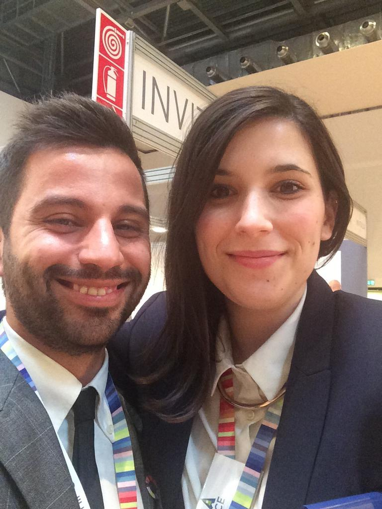 Not only business at the #ACEsummit at #GEC2015 with @Valerio1985 #ciao http://t.co/XgJDfJ8S7M