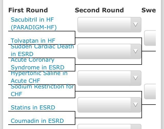 Warfarin is also pitched against statins in the first round of #nephmadness http://t.co/OlYTSfXwQO  #nephjc http://t.co/WqZkWery1u