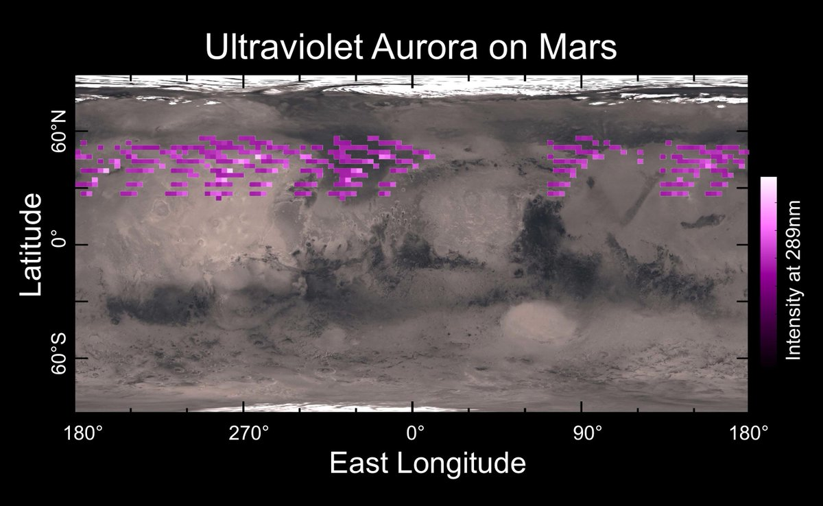 Wild Weather on Mars: Dust Storms and Aurora Cover Red Planet