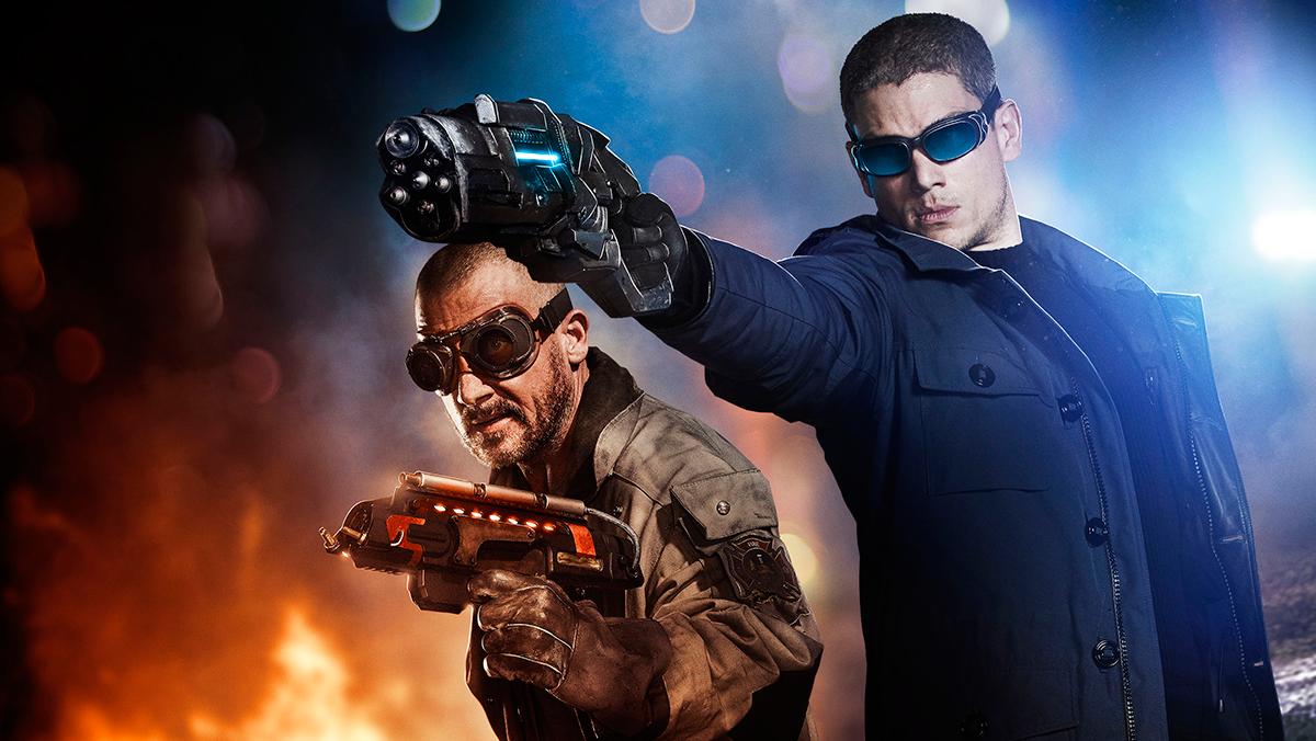[TV] DC's Legends of Tomorrow - Hawkman e Vandal Savage escolhidos! CAZSOtTUUAAASLR