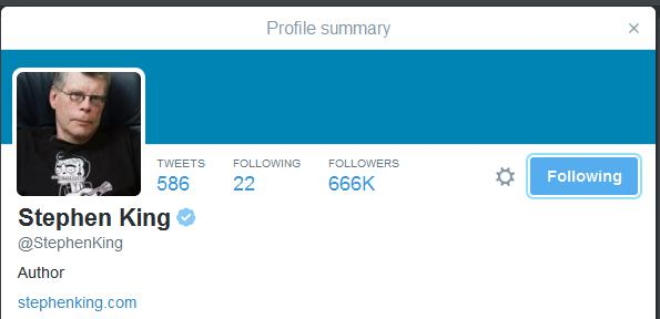 We should all just pause to enjoy this moment in which @StephenKing has the perfect number of Twitter followers. http://t.co/cVsdApC2jW
