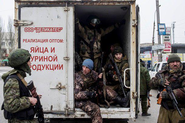 """Террористы """"ДНР"""" в Иловайске ежедневно разгружают 10 вагонов с боеприпасами и цистерны с топливом, - штаб АТО - Цензор.НЕТ 2299"""