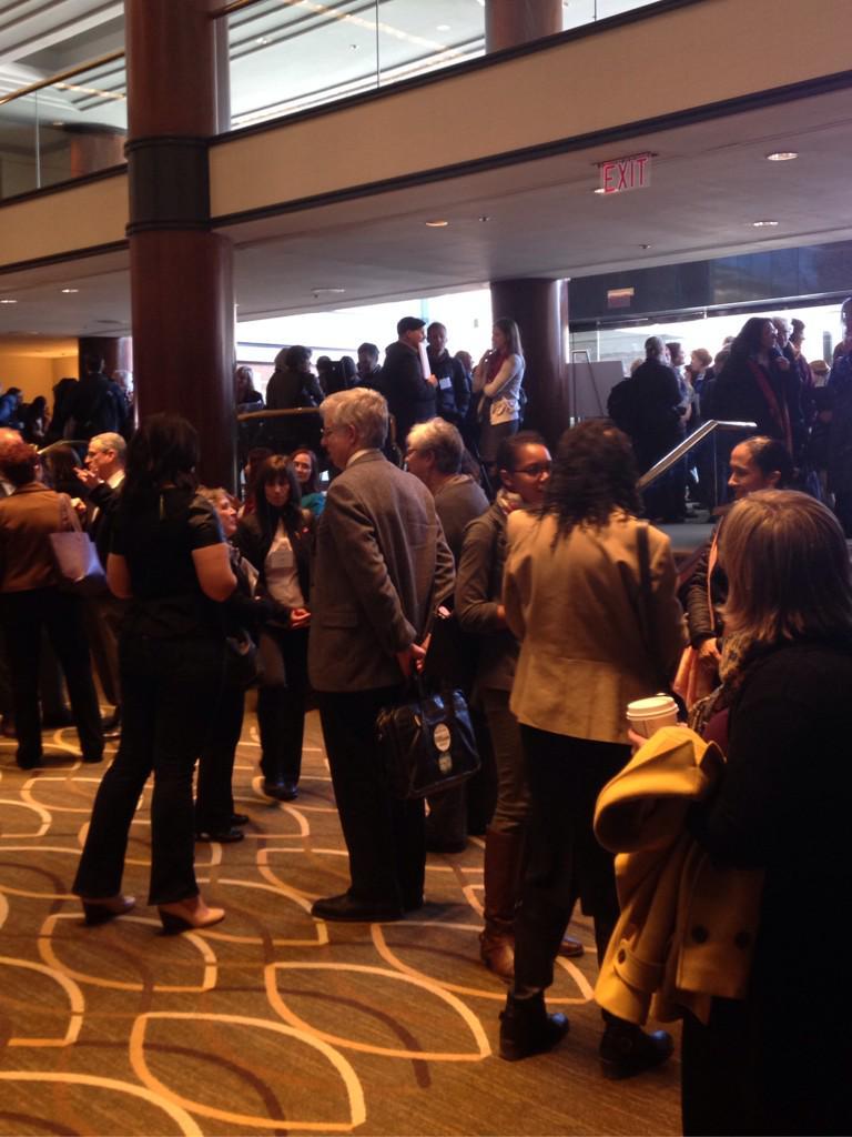 Packed house at the #agefriendlysummit! @THPFoundation @bostonfdn http://t.co/bmSB63ffOd