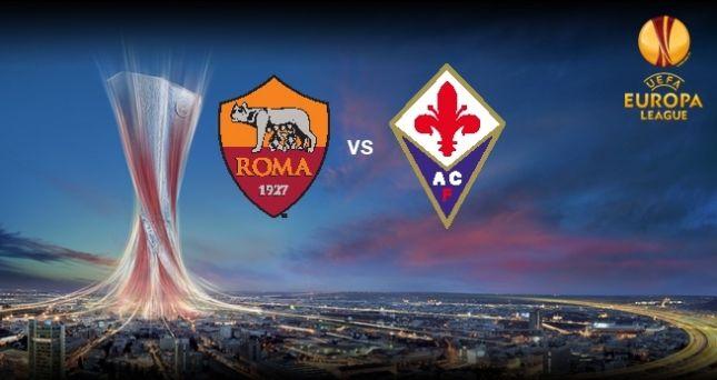 Rojadirecta Roma Fiorentina Streaming orario diretta formazioni partita ritorno Europa League