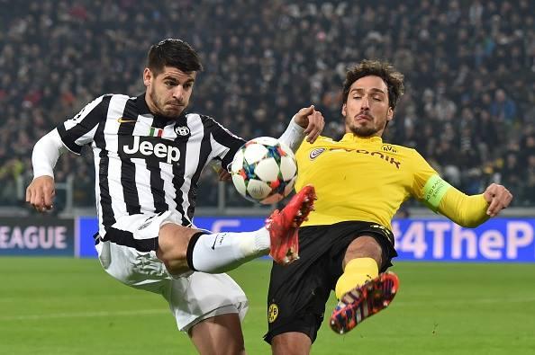 VIDEO Borussia-Juventus 0-3: doppietta Tevez e Morata, bianconeri ai sorteggi per i quarti di finale Champions