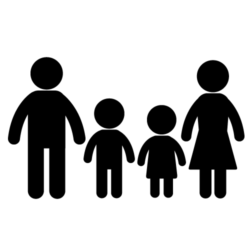 Image result for family of 4