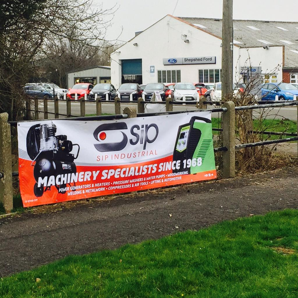 Sip Industrial On Twitter New Sip Banners Have Arrived