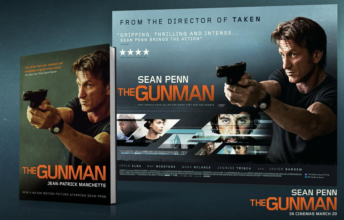 Thanks to our friends at @StudioCanalUK we have this exclusive #TheGunman prize pack to giveaway. Retweet to enter! http://t.co/zOK8M05X4S