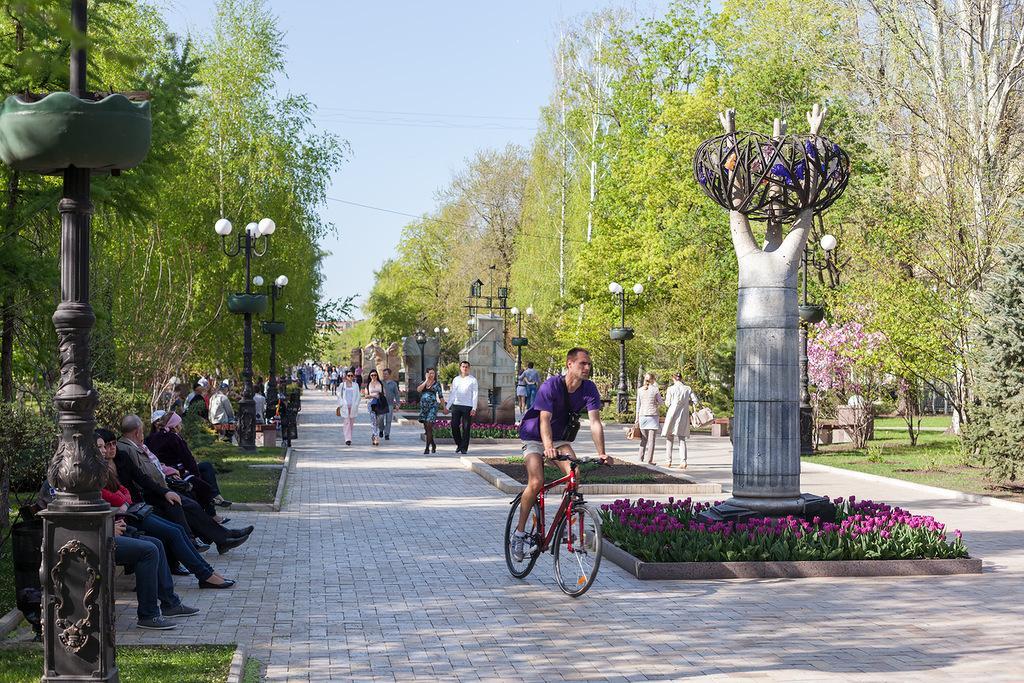 картинки бульвар пушкина дикие