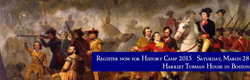 Spend Saturday with some of the most interesting people in history. #HistoryCamp. http://t.co/4QtiIoqj4U http://t.co/oDKdx6zShA