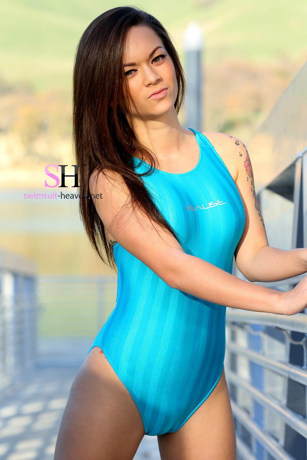 Swimsuit Heaven Net On Twitter Quot Terra In Blue Princess