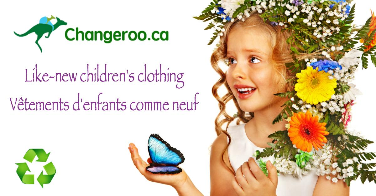 eViewVillage:  Shop at Changeroo.ca for Children's Clothing - Maternity & New Moms - Pre-owned Items