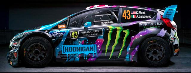 The 2015 @HooniganRacing livery is quickly becoming my fav. Now I just need to see it sideways on a gravel stage. http://t.co/lFztypHvyH