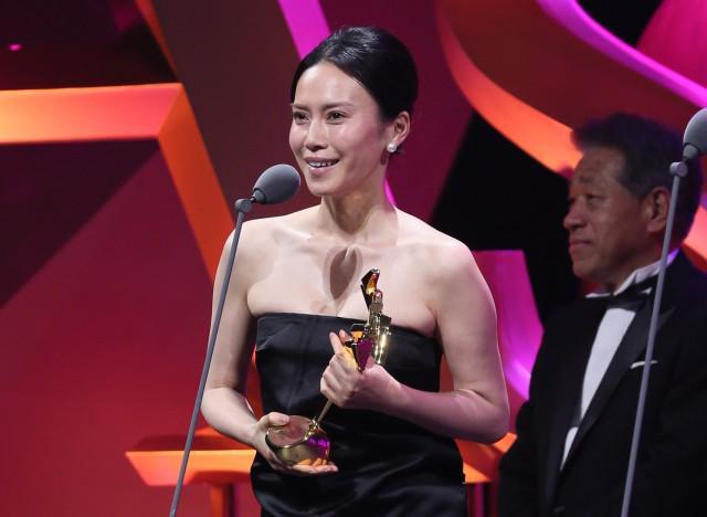 アジアのアカデミー賞受賞