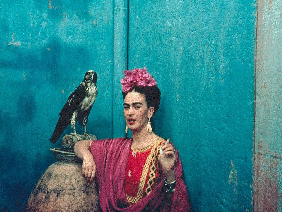 Love Frida: RT @shaunajmccabe: Canada's Textile Museum—Frida Kahlo: Through the Lens of Nickolas Muray 6/10-9/7 2015  http://t.co/dDdY3MBRrY