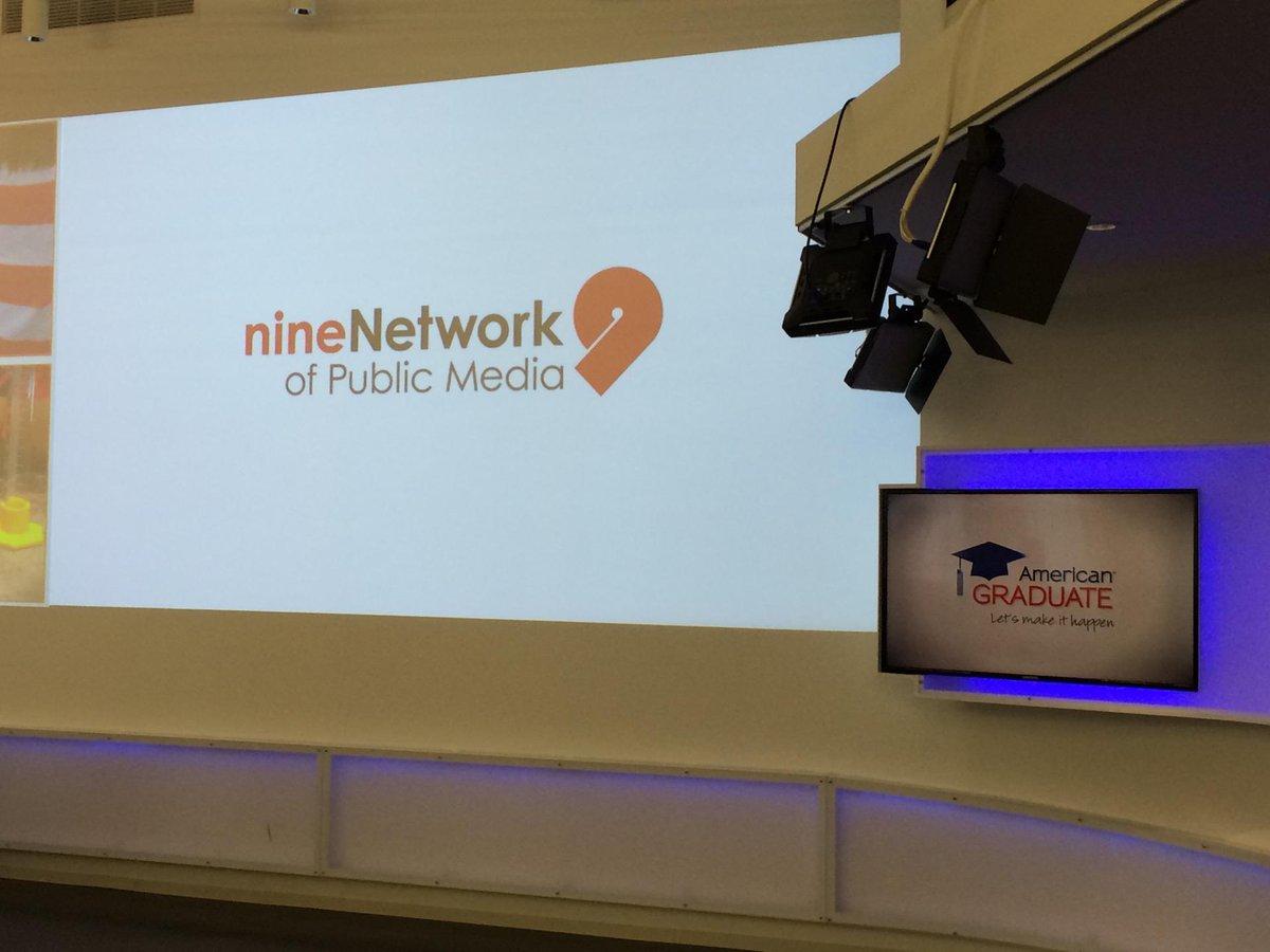 Getting ready for #STLSocialGroup workshop (@ Nine Network of Public Media - @theninenetwork) https://t.co/Q9MmBsX5iT http://t.co/EysJ8NpFBS