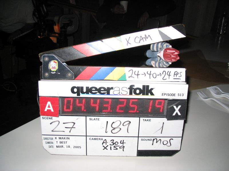 Ten years ago today it was a wrap on #QAF! Greatest Five Years of my life and the gift that keeps on giving! http://t.co/vnAcHCsFaG