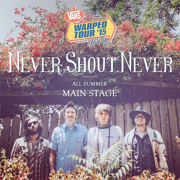 We're playing entire 2015 @VansWarpedTour ! Get tickets now http://t.co/PUvpTXJ1fN  We want to see YOU this summer! http://t.co/VaAEWyVGuB