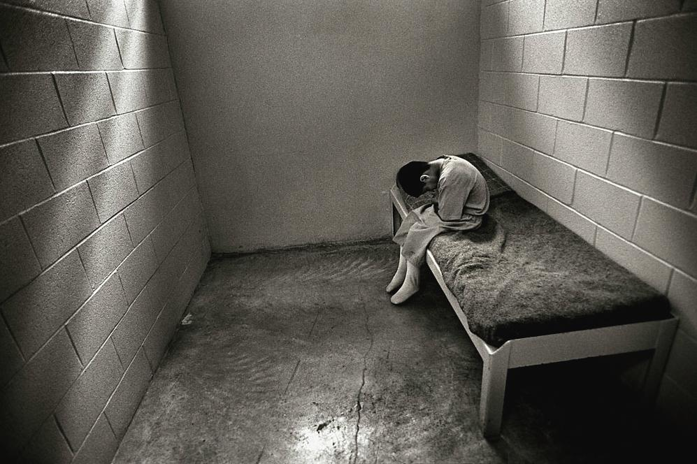 Why Sentence Kids As Adults? Why Do Galleries Show Photos Of Incarcerated Kids? My Thoughts: https://t.co/8F1pczFeTC http://t.co/puBIbkwew0