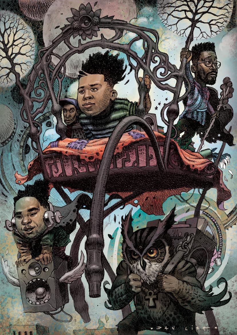 De La Soul finally coloured. Ego Strip art prints @ http://t.co/1Z7cL1VLYA @WeAreDeLaSoul @PlugWonDeLaSoul http://t.co/WGiFkpnSdA