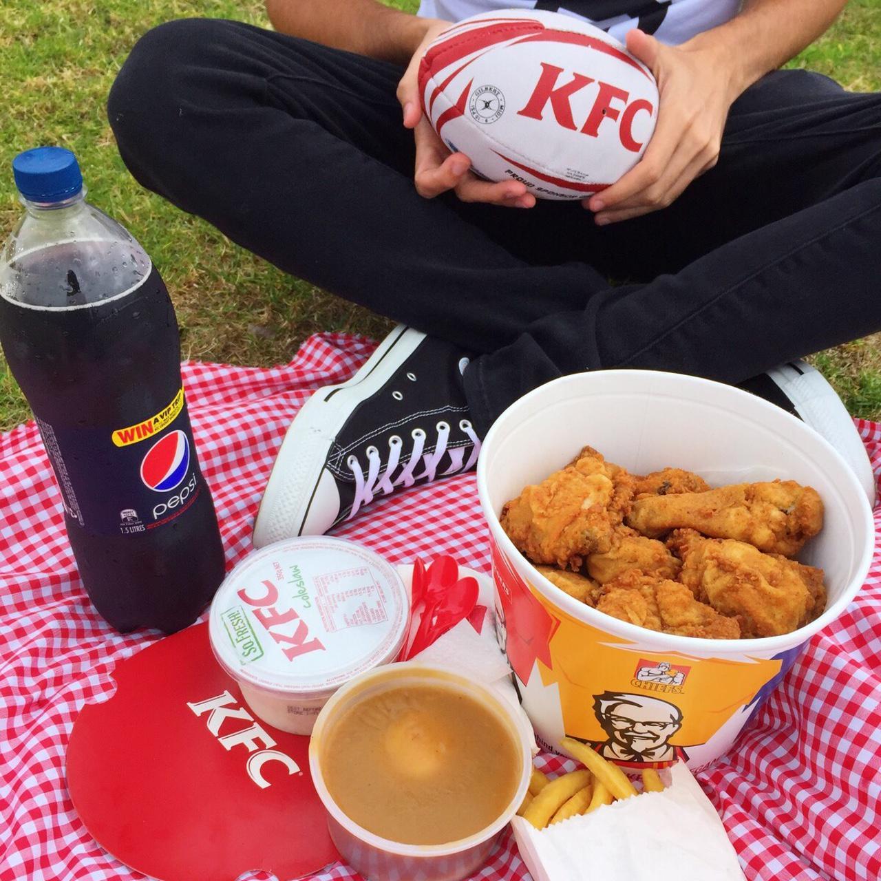 "KFC New Zealand On Twitter: ""It All Kicks Off When You"
