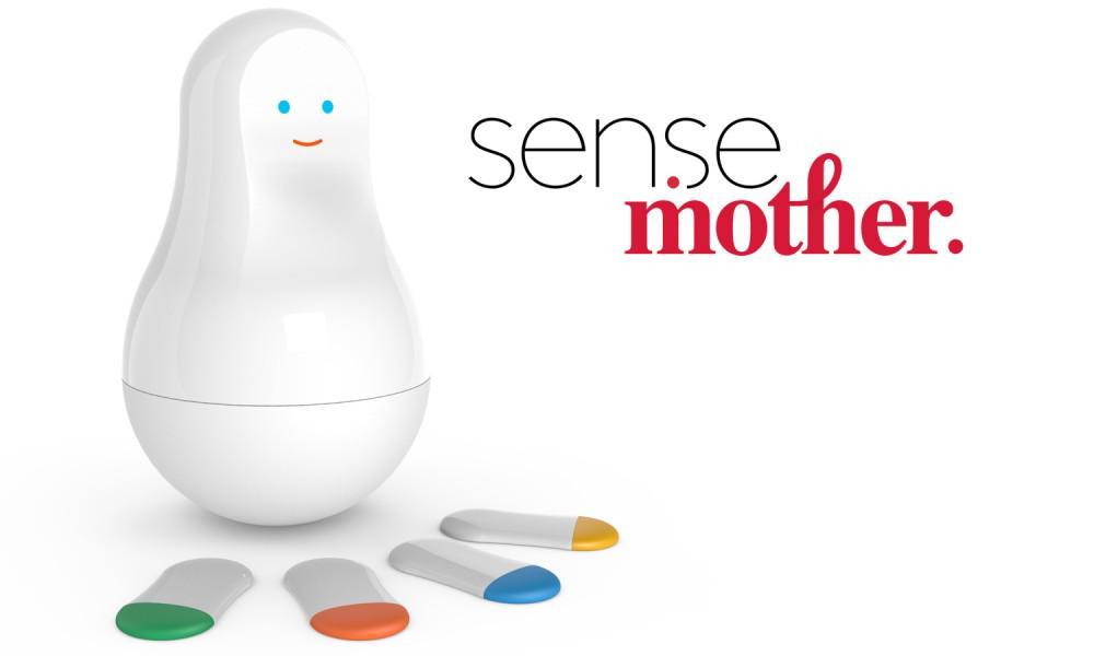 Premier objet dans la vision d'une vraie vie connecté : Mother par Sen.Se #Hightech #bzbalsace http://t.co/yQR0Ejpmza