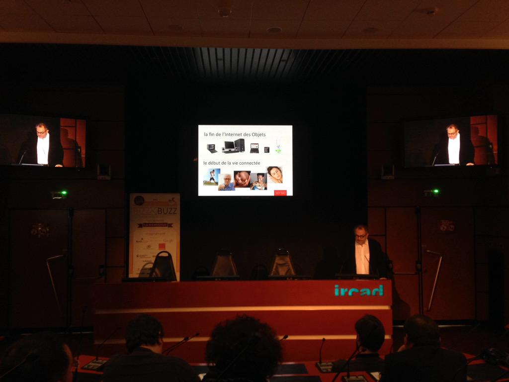"""""""La fin de l'Internet des objets, le début de la vie connectée"""" @rafigaro #bzbalsace http://t.co/dHtggT2es5"""
