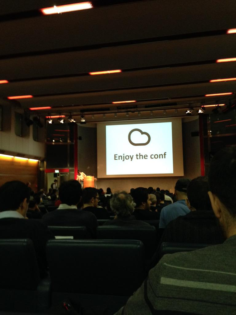 #cloudconf2015 here we are! http://t.co/TfD9FsWw22