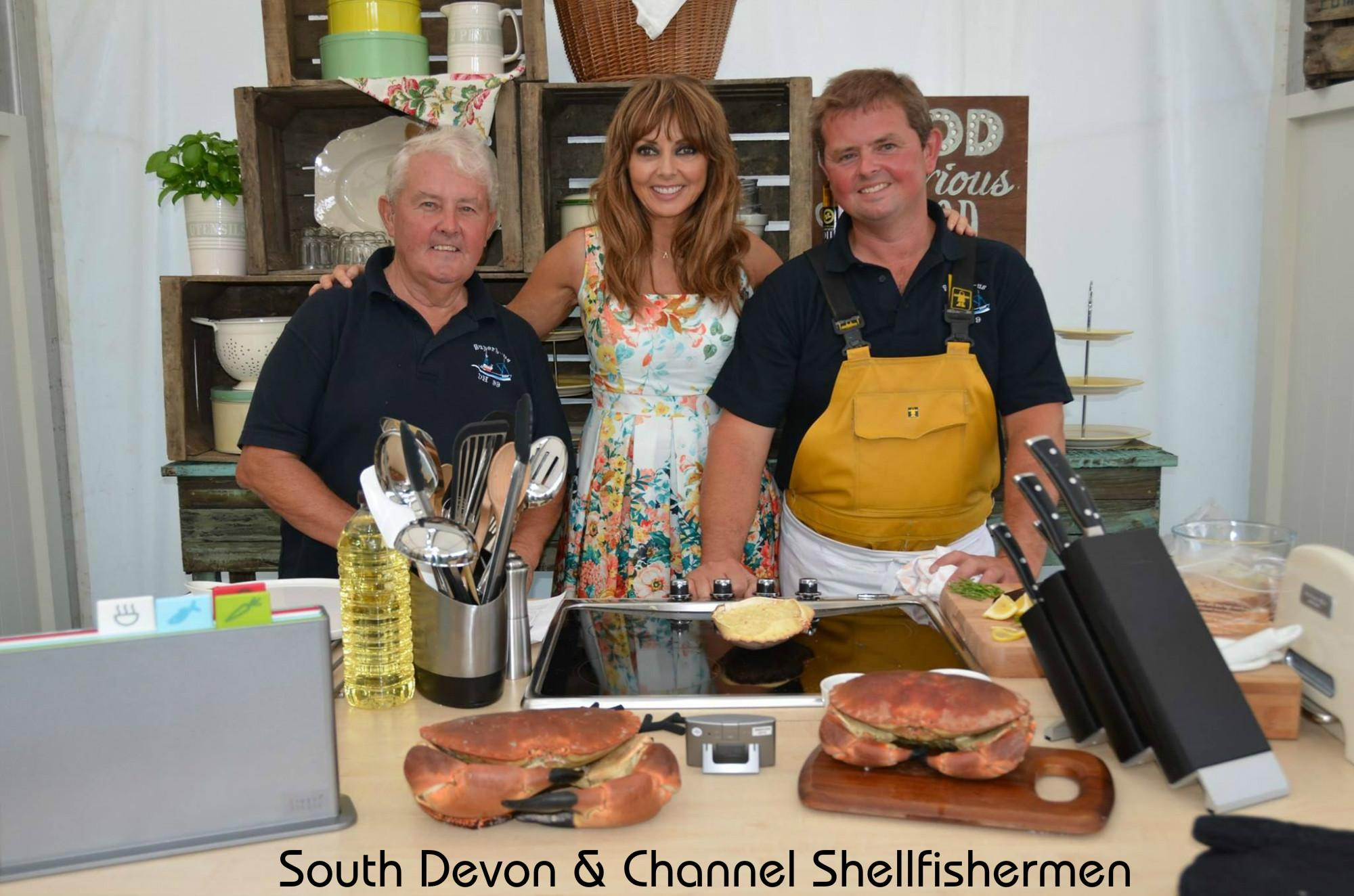 RT @SD_CShellfish: Okay, it's an old one, but we think we'd class @carolvorders as a #CatchOfTheDay @NFFO_UK  :) http://t.co/9oGlfM0EDs