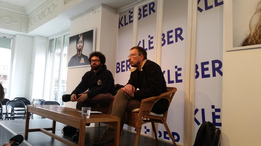 Rencontre avec @jerezim de la @laquadrature et @francepierre  #surveillance #internet #bzbalsace http://t.co/EaJg31lIwO