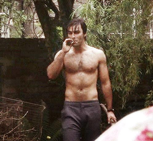 Aidan turner nude