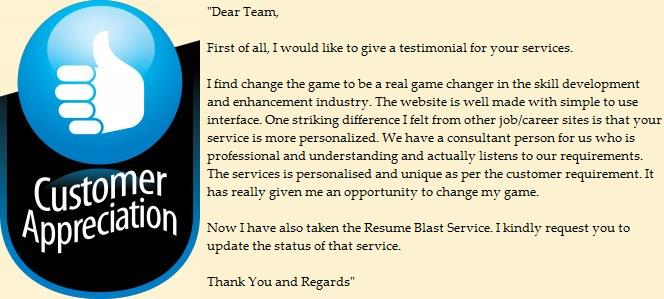 Resume Blast Service Images - resume format examples 2018