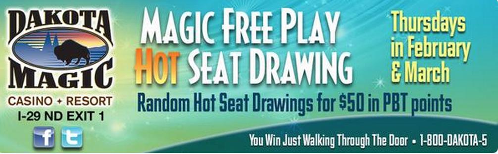 Dakota magic casino winner nevada legalized gambling year