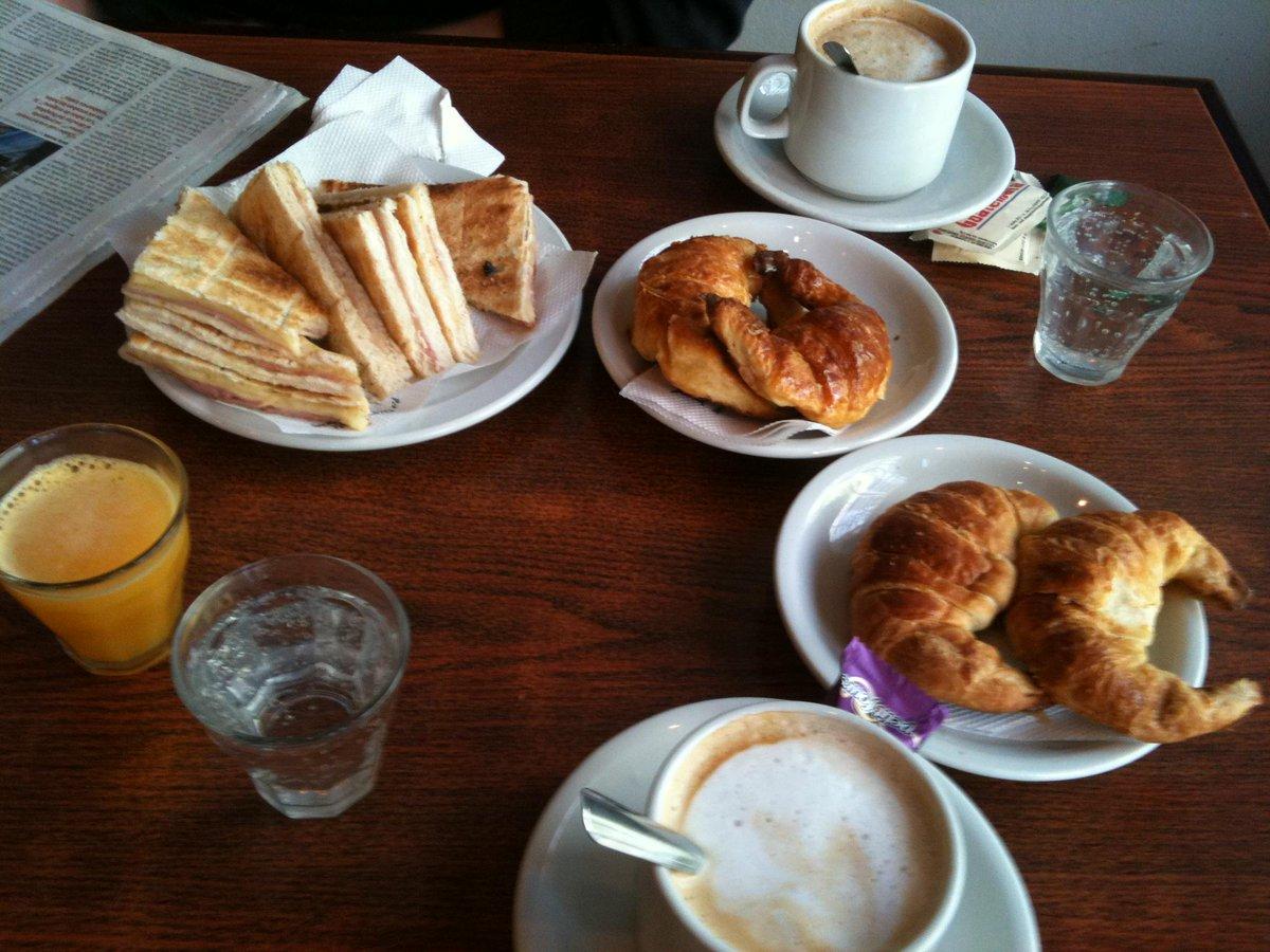 Desayuno para el domingo
