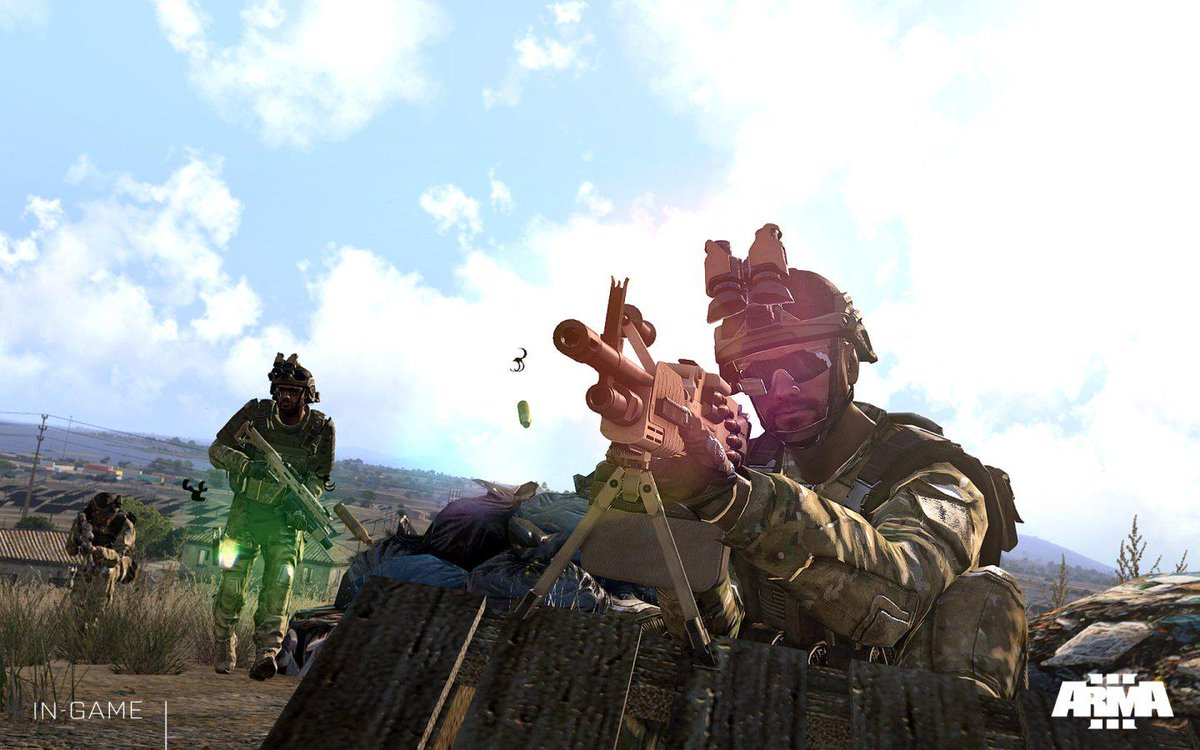 Arma 3 marksmen dlc