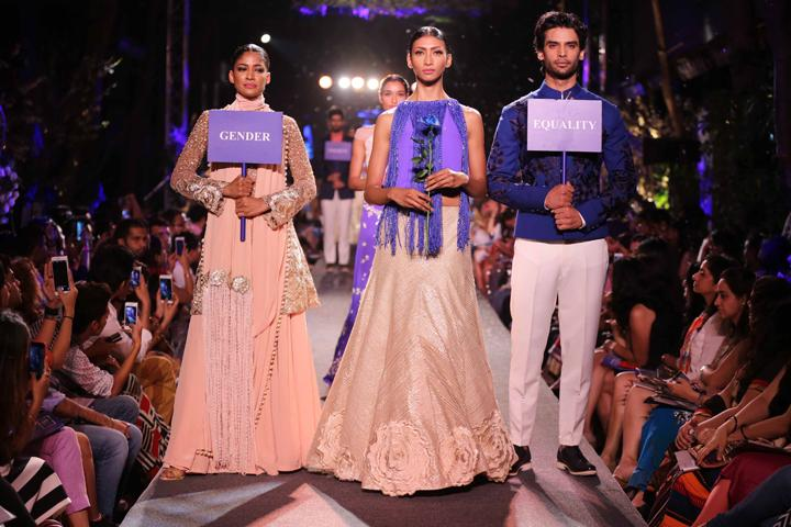 Manish Malhotra Had a Fashion Show. Here's Who Showed Up!