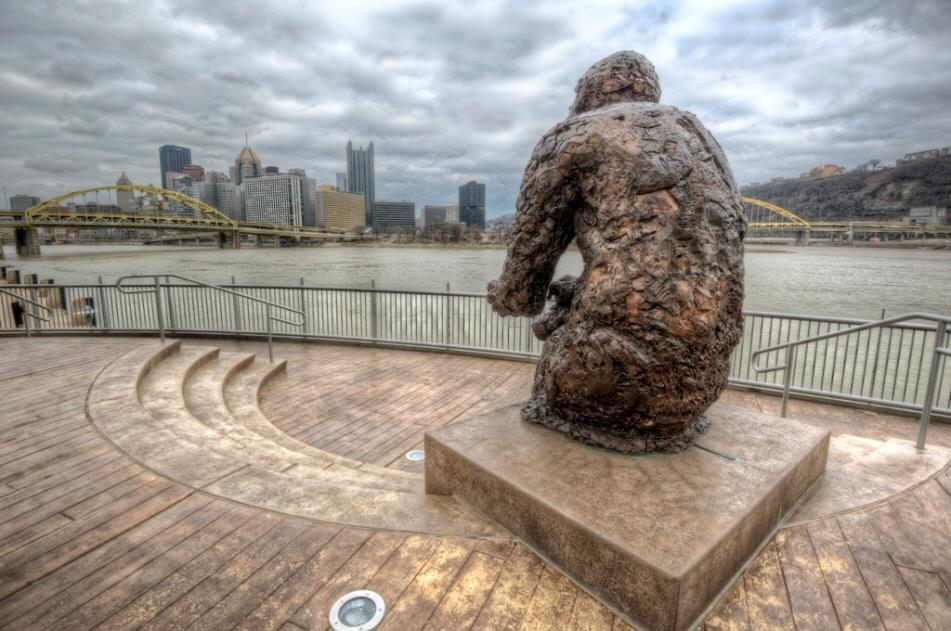 The Woody Show On Twitter Mr Rogers Statue In Pittsburgh Http T Co Fzedjrnjch