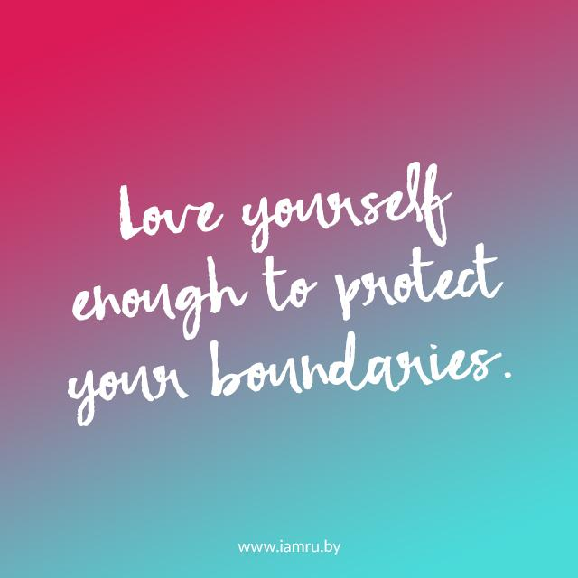 Ruby Fremon On Twitter Love Yourself Enough To Protect