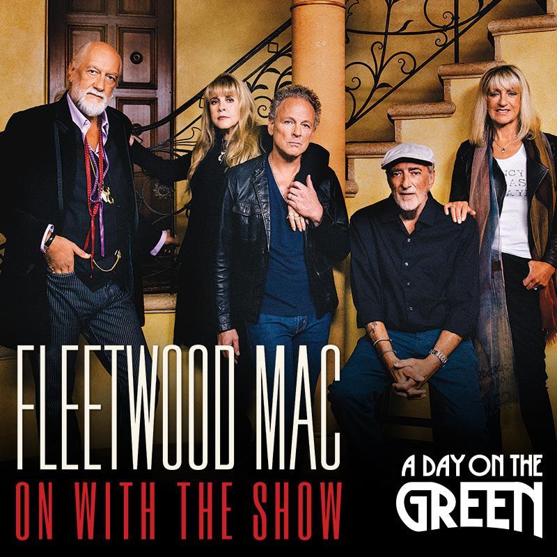 Fleetwood Mac 2013 Australian Tour