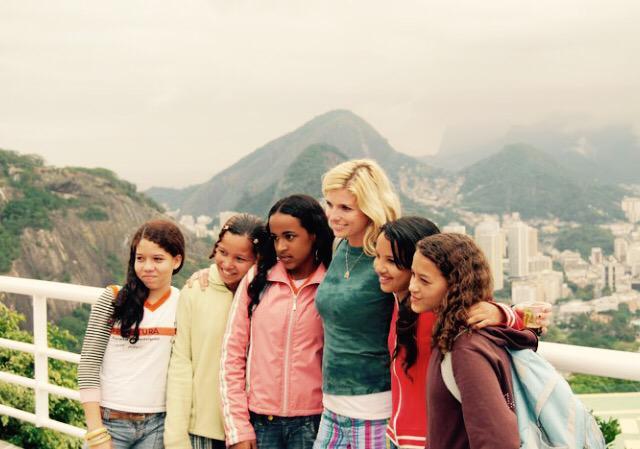 Trishelle Cannatella  - to Rio, Braz twitter @TrishelleC tbt,brazil,travelnoire,corcovado,beautiful